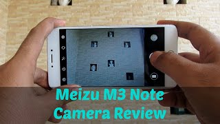 Meizu M3 Note Camera Review
