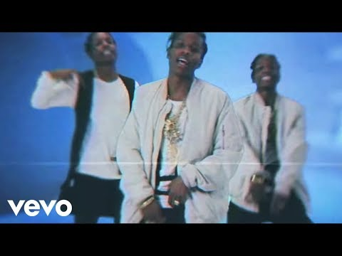 A$AP Rocky - Lord Pretty Flacko Jodye 2 (LPFJ2)