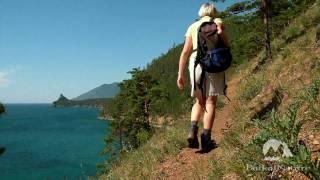 Discovery of Sennaya Bay, Lake Baikal, Siberia, Russia