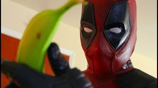 A DAY IN THE LIFE OF DEADPOOL IN REAL LIFE!