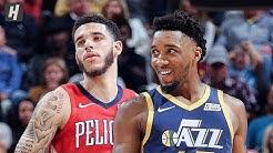 New Orleans Pelicans vs Utah Jazz - Full Game Highlights | November 23, 2019 | 2019-20 NBA Season