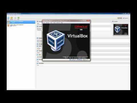 Virtualization:  VirtualBox VM Networking  - Connecting a VM to Host Only Network