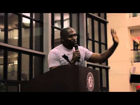 Shaun Alexander Speaks on Christianity