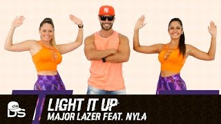 Light It Up - Major Lazer feat. Nyla - Cia. Daniel Saboya (Coreografia)