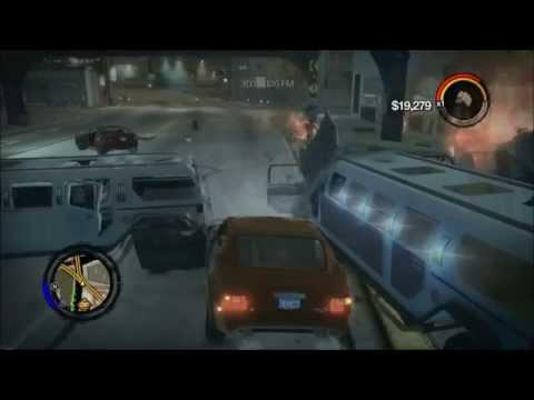 Lets Play Saints Row 2 - Evil Cars Cheat - Episode 1 |