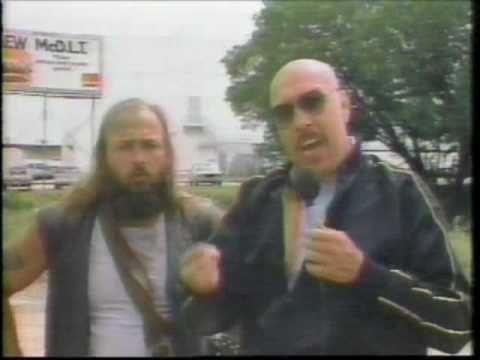 Gary Hart and Killer Brooks