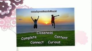 Positive words encouragement C