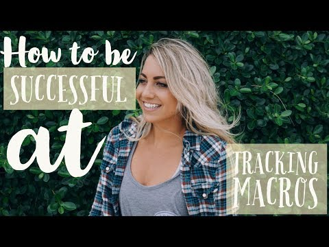 HOW TO BE SUCCESSFUL WITH TRACKING MACROS