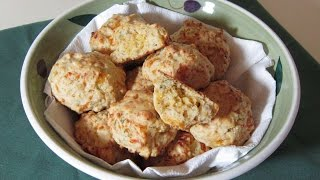 How To Make Easy Cheesy Drop Biscuits - Diy Food & Drinks Tutorial - Guidecentral