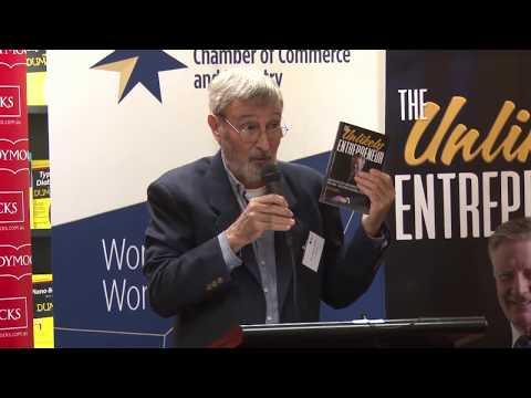The Unlikely Entrepreneur Don Burke endorsement speech