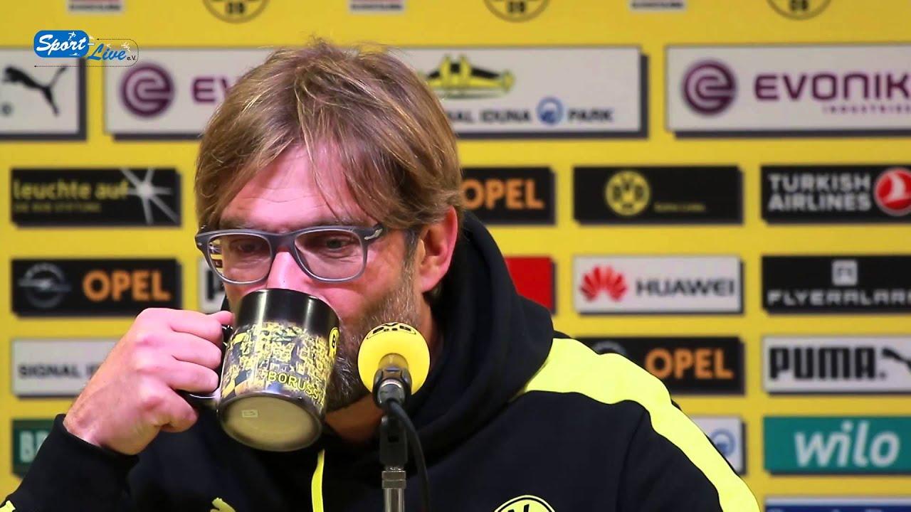 BVB Pressekonferenz vom 16. Februar 2014 nach dem Spiel Borussia Dortmund gegen Eintracht Frankfurt