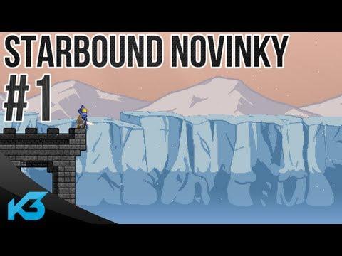 Starbound Novinky #1 [3. - 22. Května 2013]