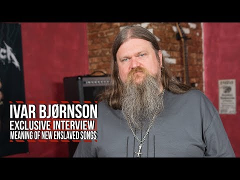 Ivar Bjørnson Talks Philosophical Nature of New Enslaved Songs
