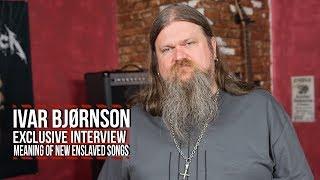 Ivar Bjørnson Talks Philosophical Nature of New Enslaved Songs