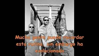 Beastie Boys - B-boys in the cut (subtitulos en español)