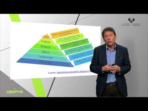 Taxonomía de Bloom para la Era Digital
