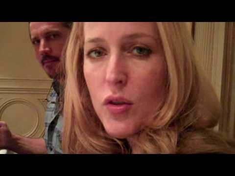 IBG  Believe Again: Gillian Anderson as Rob Bowman