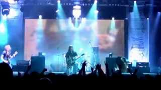 Carcass - Lavaging Expectorate of Lysergide Composition (Live in Ekaterinburg, 13.10.13)