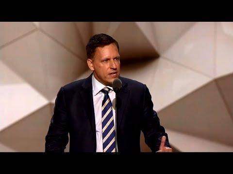 Silicon Valley Billionaire Thiel Under Fire For $1.25M Trump Donation
