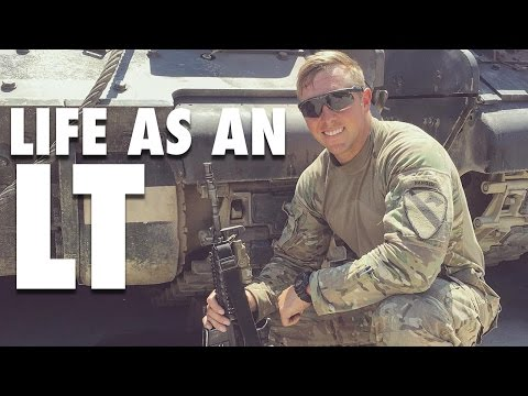 Life As An LT | ROTC To Active Duty