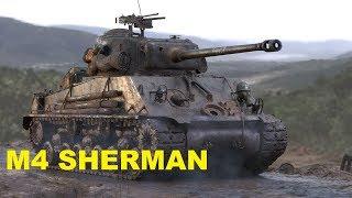 M4 Sherman Muharebe Tankının Hikayesi