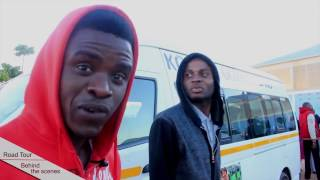 Kolesa Gospel Band_Road Tour (RSA) - Behind the scenes