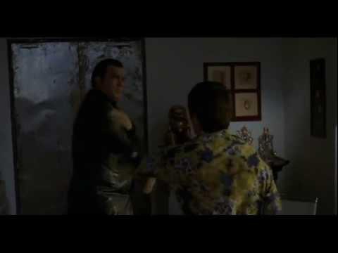 STEVEN SEAGAL - Amazing wing chun Fight Scene (HD)