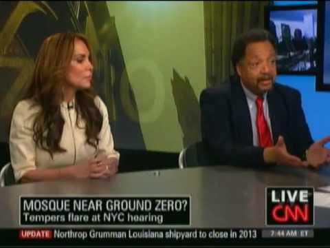 CNN Ground  Zero Mega Mosque Debate: Pamela Geller vs. Muslim American Society