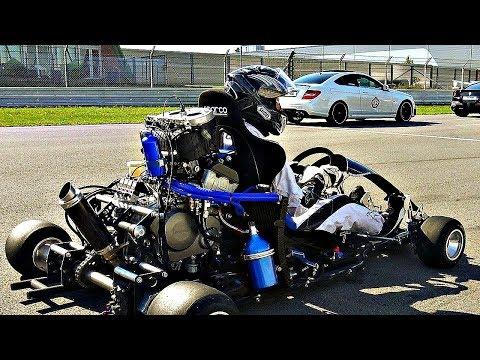 😜 Мощные Игрушки с Двигателями от Мотоциклов 💪!