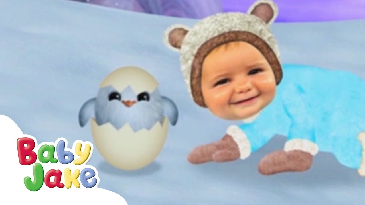 Baby Jake - Hatching an Egg! 🥚 | Full Episodes | Cartoons ...