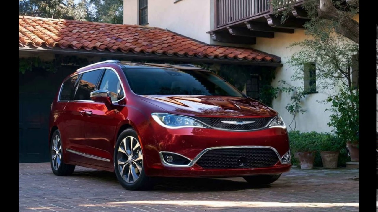 New 2018 Chrysler Pacifica Awd Review
