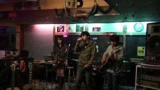 成田屋アコナイ2010/11/20 RRラスカルズwithささぼー&雪猫ちゃん.