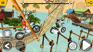 Trial Xtreme 4 | Extreme Bike Racing Champions | Android Game Play | Thailand Chapter screenshot 4