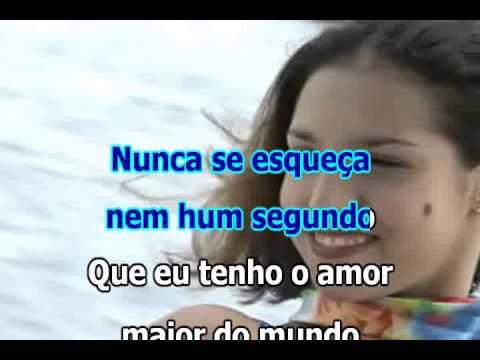 Roberto Carlos - Como è  Grande o Meu Amor Por Você (Karaoke Pro)