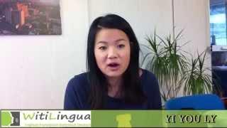 Sprachschule Witilingua, Französich Gymi-Vorbereitung, Yi You Ly