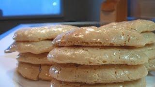 Миндальное печенье видео рецепт. Книга о вкусной и здоровой пище