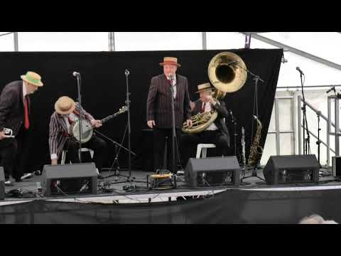 Matt Palmer The Eagle Jazz Band@Vintage Escape Festival 2017
