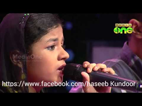 Fiza Singing Nonstop mappila Songs Part 2