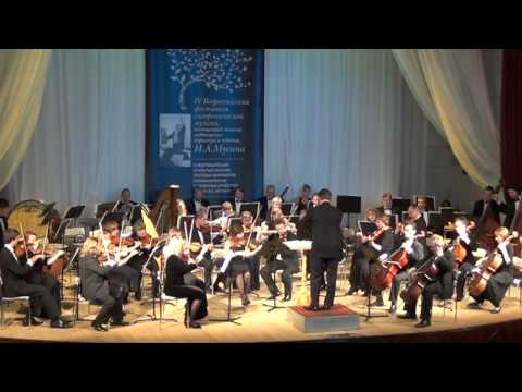 Beethoven: Symphony no 1 in C major, Op. 21, Conductor Roman Leontiev