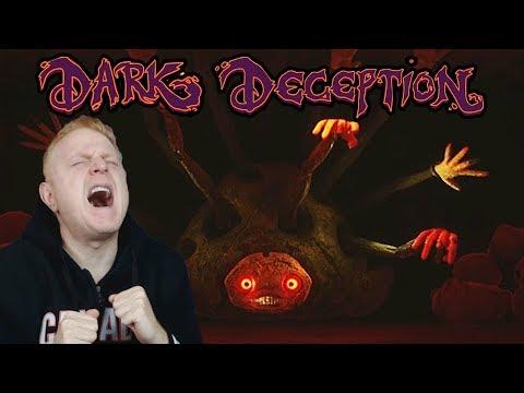 QUACK QUACK QUACK DIE | DARK DECEPTION CHAPTER 3 - RETRIBUTION - STRANGER SEWERS