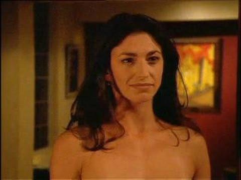 Claudia Black in Good Guys Bad Guys 1998 short