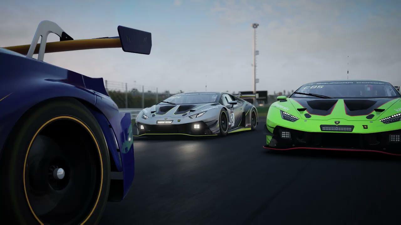 Lamborghini eSports announces The Real Race 2021