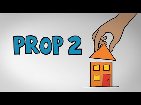 Props in a Minute: Prop 2 - Housing for Homeless