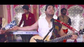 ARTI KUNJ BIHARI KI - New Age Rock Music Style - Beautiful Bhajan Madhavas Band