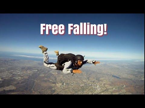 Military Free Fall AFF Level 7