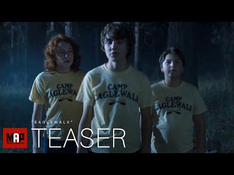 TEASER Trailer | Horror Short Film ** EAGLEWALK ** [ Award Winning ] Thriller movie By Rob Himebaugh
