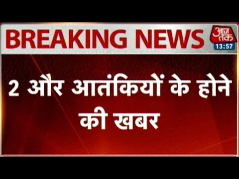 Pathankot Attack Day 2: Two More Militants Suspected Hidden In Air Base