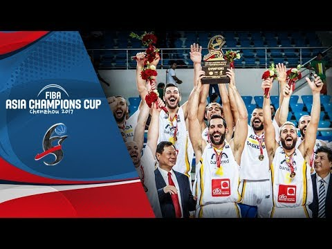 Al Riyadi (LBN) v China Kashgar (CHN) - Final - Full Game - FIBA Asia Champions Cup 2017