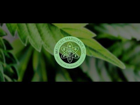 Medical Marijuana, Inc.   2017 Q3 Financials Video