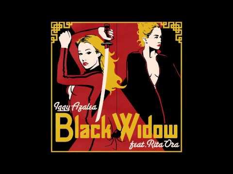 Black Widow-Iggy Azalea Feat  Rita Ora (Audio)
